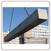 Stalp prefabricat