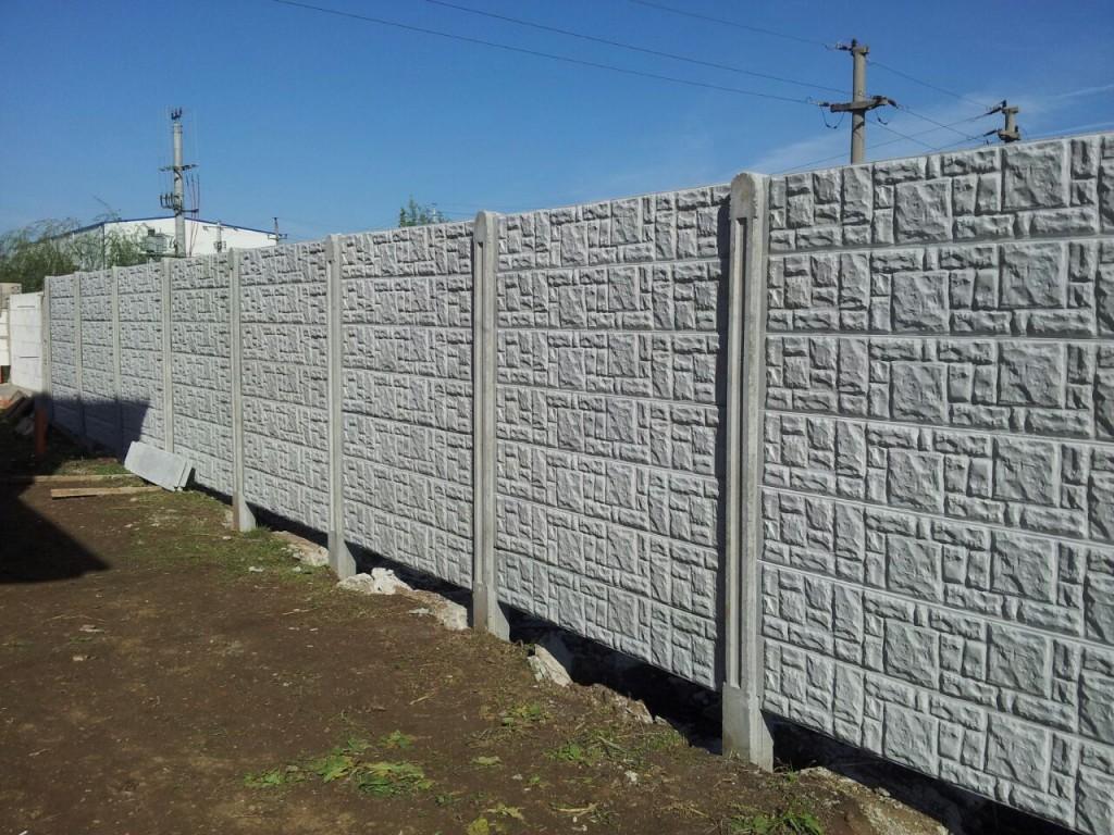 garduri prefabricate din beton dumar. Black Bedroom Furniture Sets. Home Design Ideas